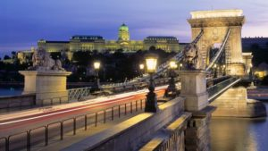 chain bridge visit budapest in 2 days