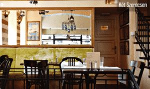 restaurant budapest Két