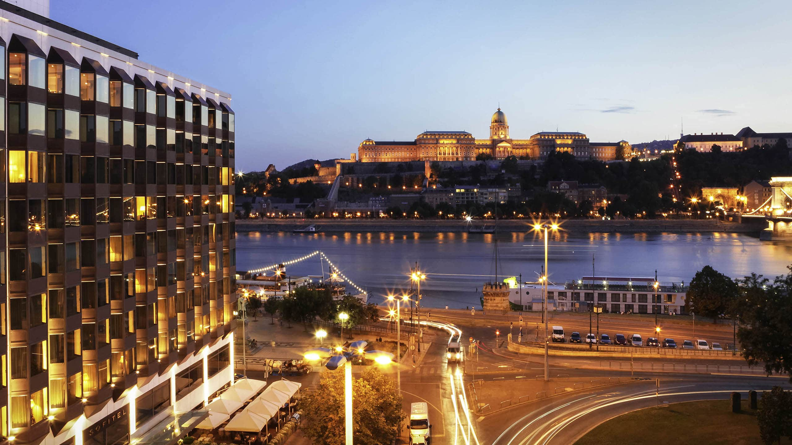 Sofitel Hotel Budapest