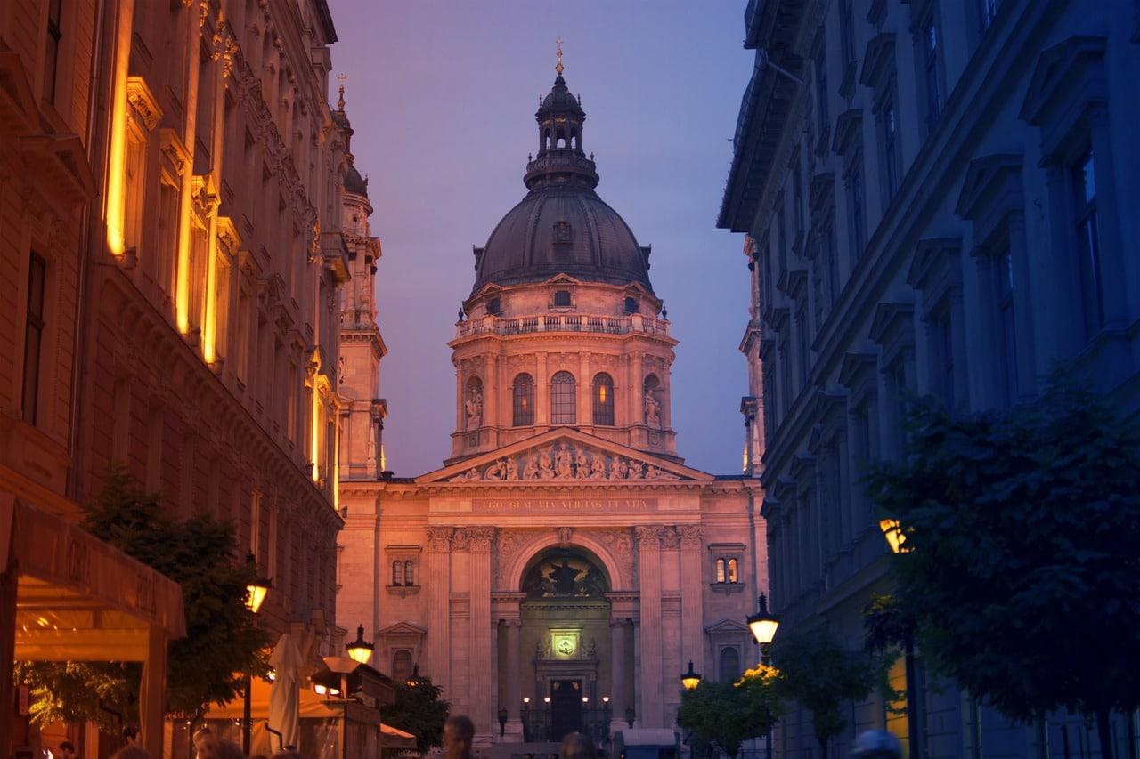 Budapest in 3 days - basilica