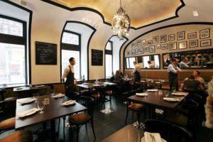 borkonyha restaurant in budapest