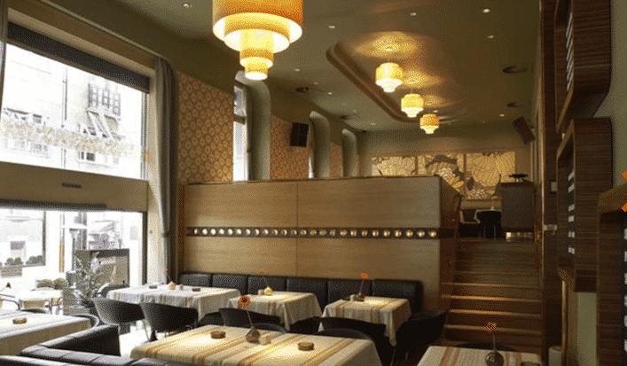 best restaurant in budapest menza