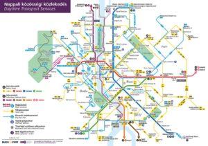 budapest transport daytime