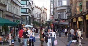 budapest vaci street visit budapest in 2 days
