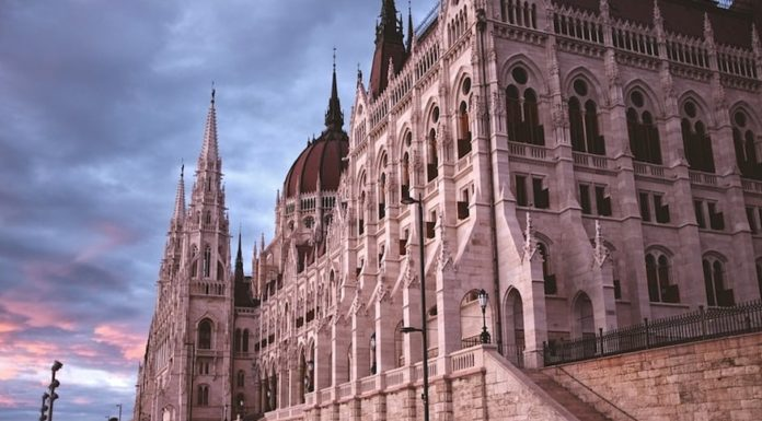 budapest in 3 days - parliament