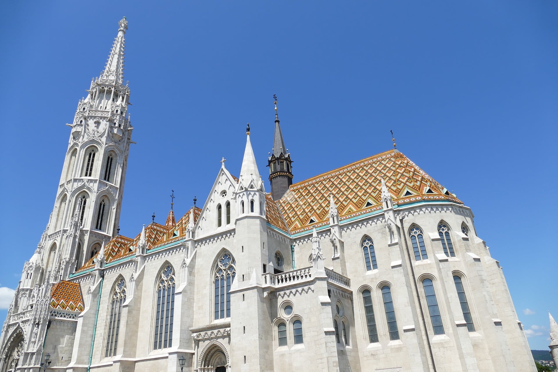 matthis church budapest must-see