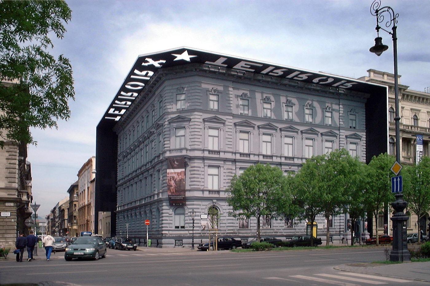 Terror house budapest