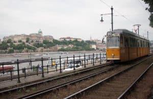 Budapest tramway