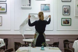Klassz restaurant in Budapest