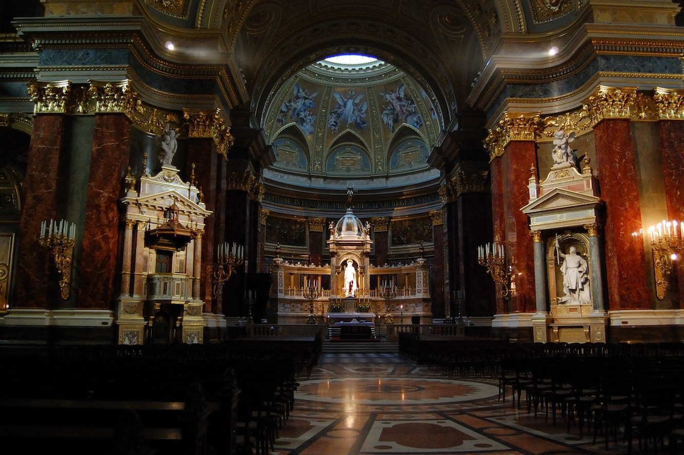 CONCERTS ST. STEPHEN'S BASILICA