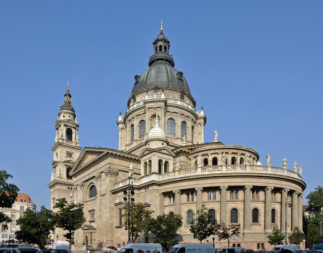 budapest basilica must see