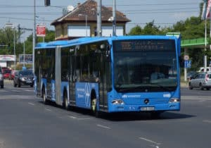 Budapest bus airport