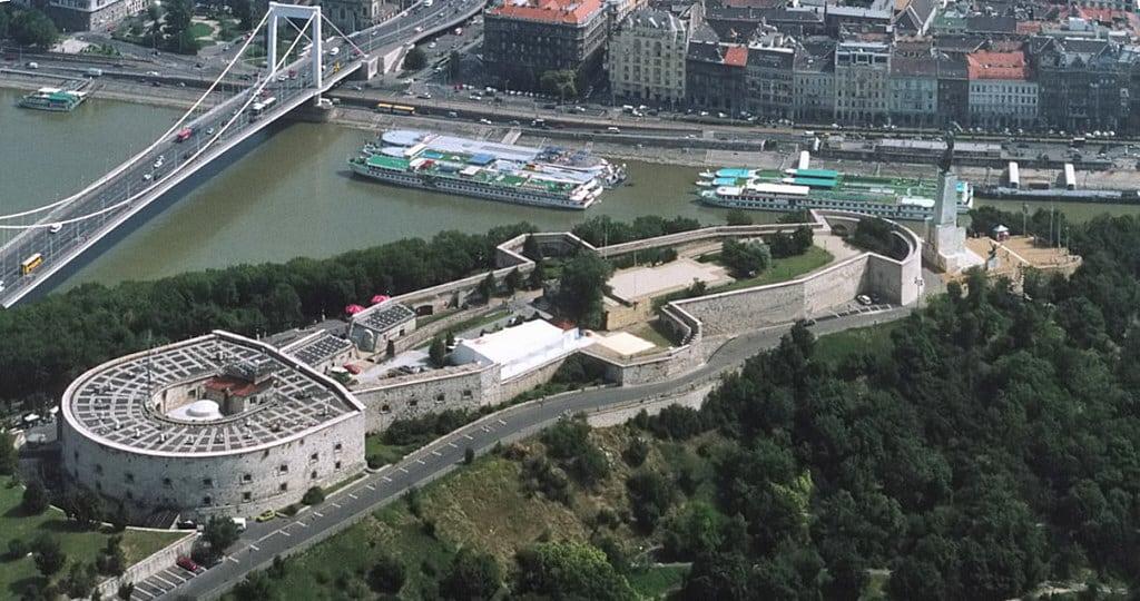 budapest citadel