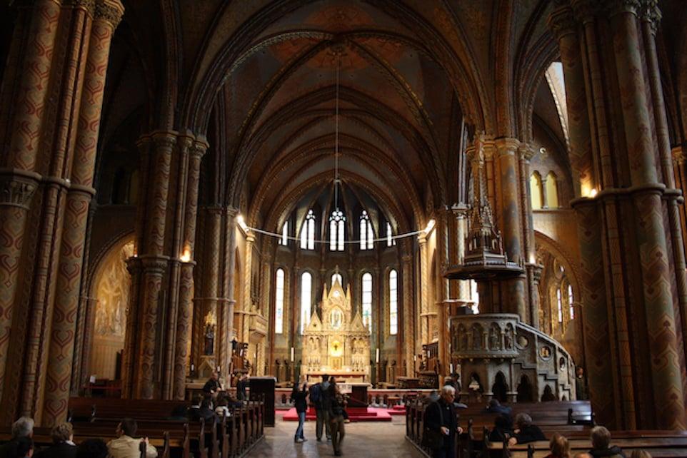 budapest concerts matthias church