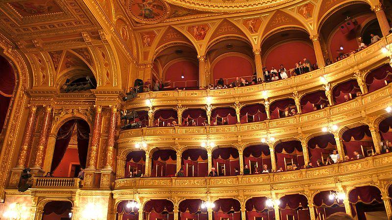 Budapest in 3 days - opera