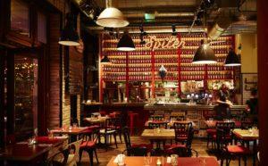 restaurants budapest Spiller