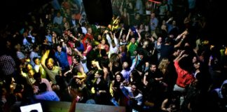 Best ruin bars of Budapest