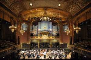 Liszt academy of music budapest