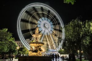 Budapest in 3 days - wheel