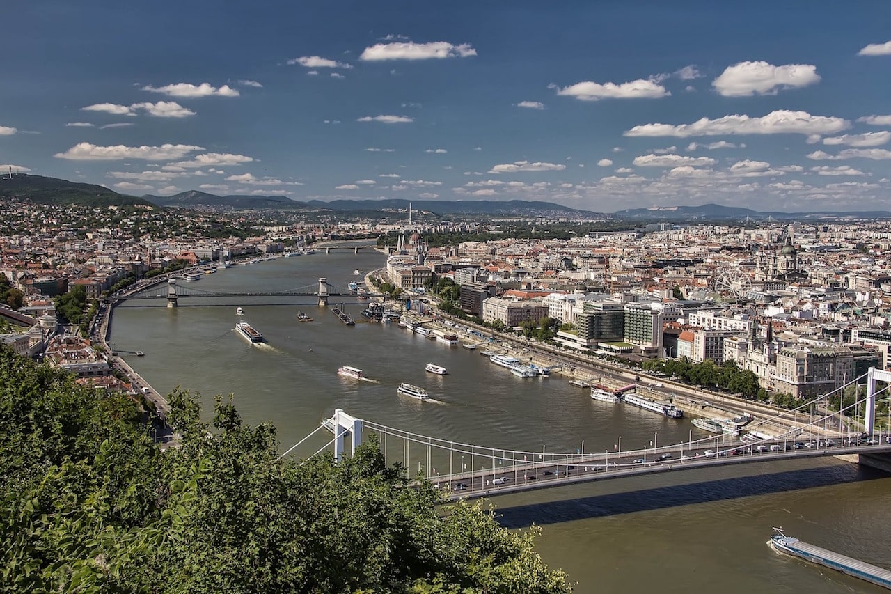 Budapest in June