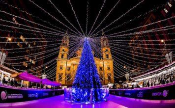 budapest christmas market