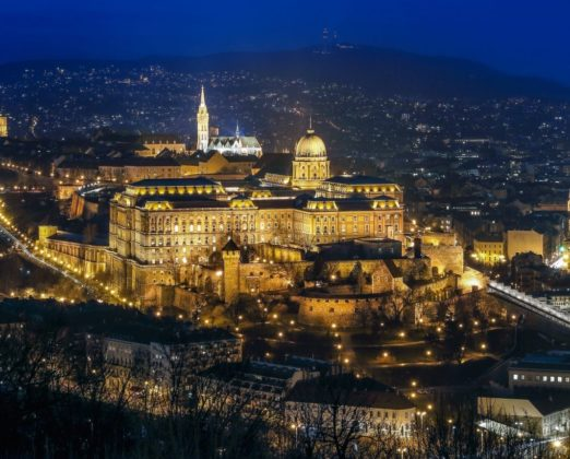 visit budapest in 2 days