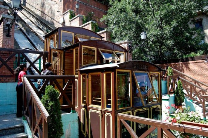 funicular of Buda