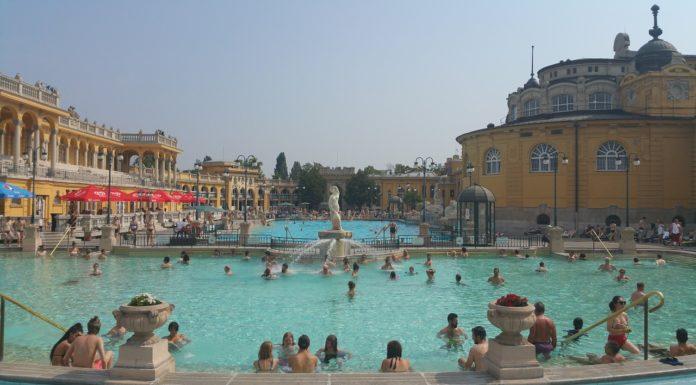 budapest in summer