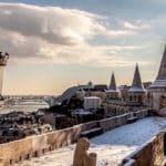 budapest in winter