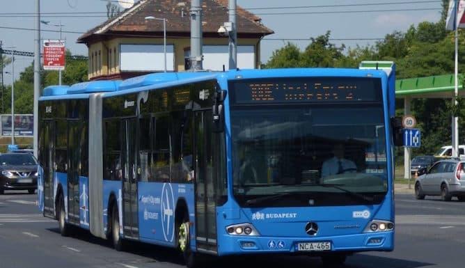 Budapest airport bus transfer