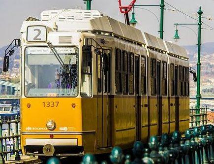 public transport in budapest