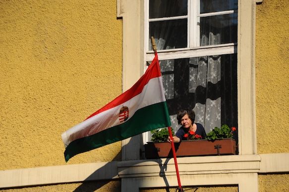 budapest national day