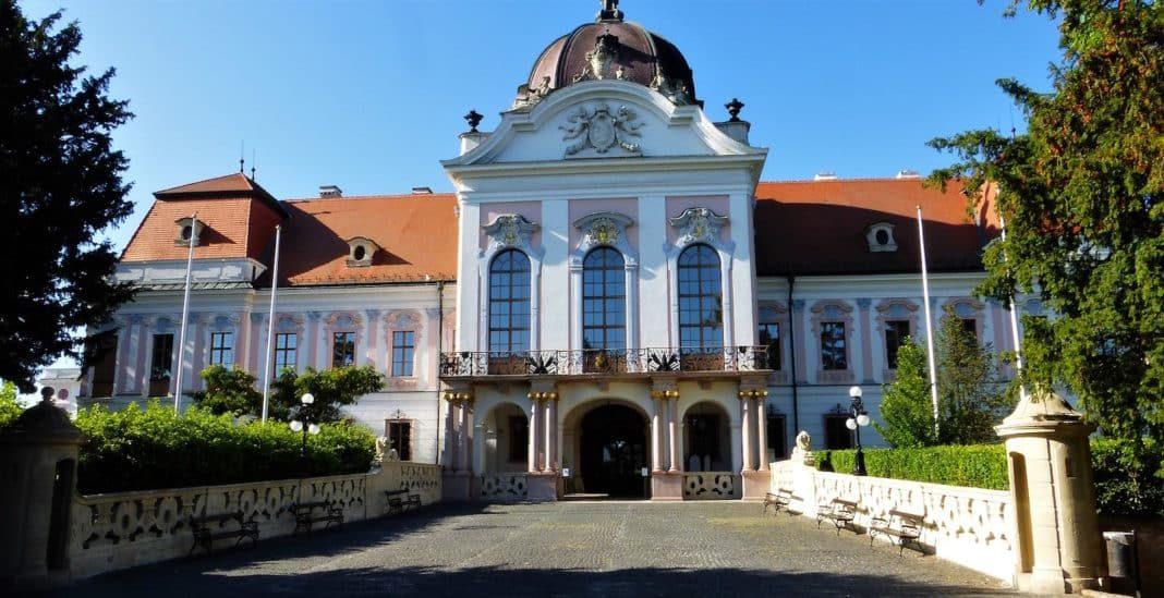 Palace of Empress Sissi