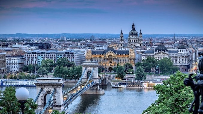 visit budapest in 4 days