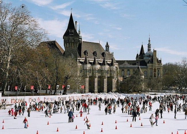 Budapest in November