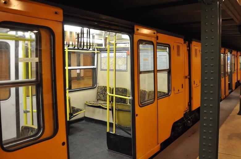 Budapest metro line M1