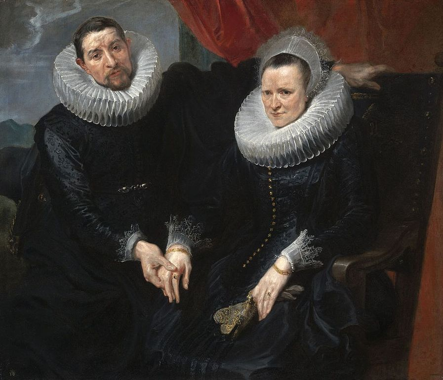 Rubens, Van Dyck exhibition