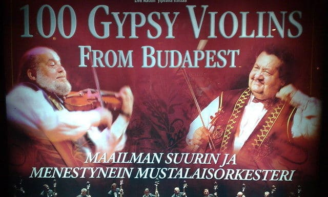New Year Concert of the 100 Gypsy Violins Orchestra